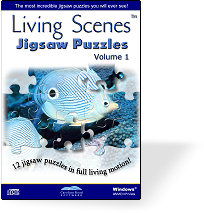 Living Scenes Jigsaw Puzzles - Volume 1