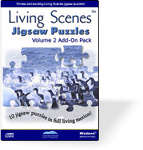 Living Scenes Jigsaw Puzzles - Volume 2